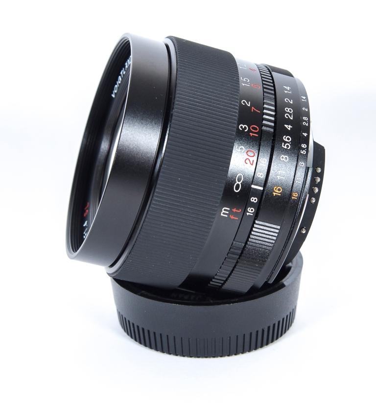 Voigtlander 58mm F1.4